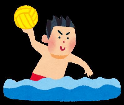 水球イラスト