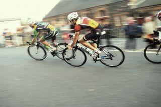 自転車競技画像